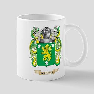 Malone Coat of Arms - Family Crest Mug
