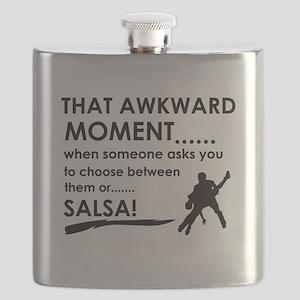 Awkward moment salsa designs Flask