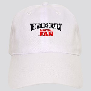"""The World's Greatest Basketball Fan"" Cap"