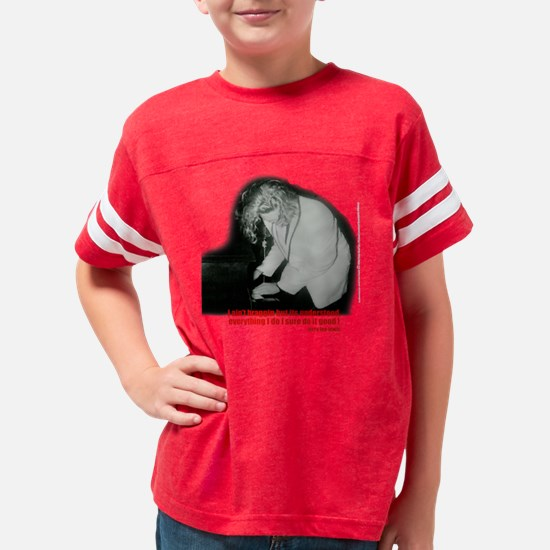 braggint Youth Football Shirt