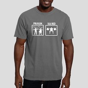 Problem Solved Weight Li Mens Comfort Colors Shirt