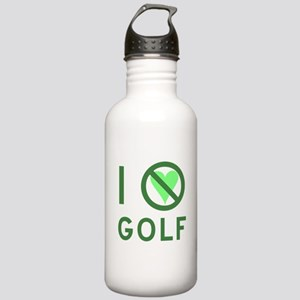 I Hate Golf Stainless Water Bottle 1.0L