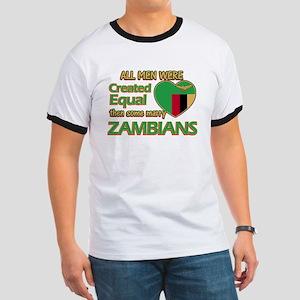 Zambian wife designs Ringer T