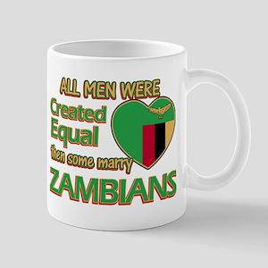 Zambian wife designs Mug