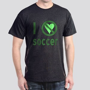I Hate Soccer Dark T-Shirt