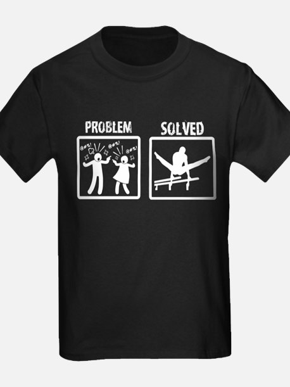 Problem Solved Gymnastics T-Shirt