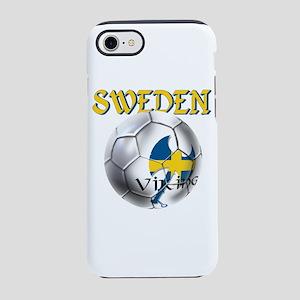 Sweden Football iPhone 7 Tough Case