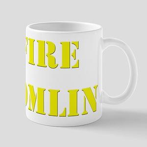 Fire Tomlin Outline Mug