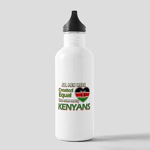Kenyan wife designs Stainless Water Bottle 1.0L