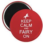 Fairy On Magnet