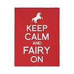 Fairy On Twin Duvet