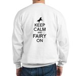 Fairy On Sweatshirt
