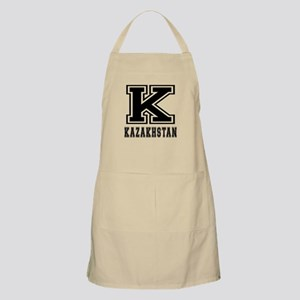 Kazakhstan Designs Apron