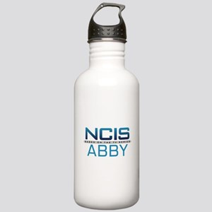 NCIS Logo Abby Stainless Water Bottle 1.0L