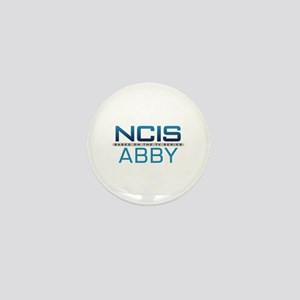 NCIS Logo Abby Mini Button