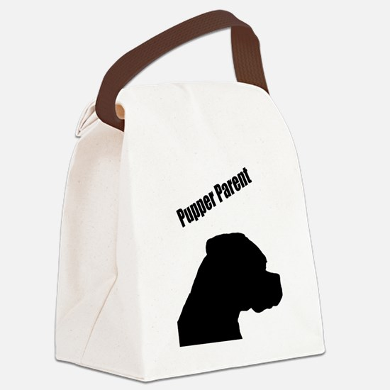 Unique Dog owners Canvas Lunch Bag