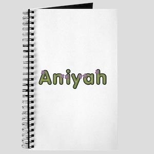 Aniyah Spring Green Journal