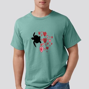 LOVELY ONES Mens Comfort Colors Shirt
