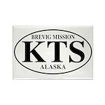 Brevig Mission Rectangle Magnet (100 pack)