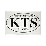 Brevig Mission Rectangle Magnet (10 pack)