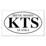 Brevig Mission Rectangle Sticker
