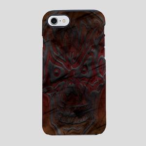 Midnight-skeleton iPhone 7 Tough Case