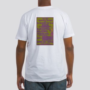 Astor Theatre Ad Fitted T-Shirt