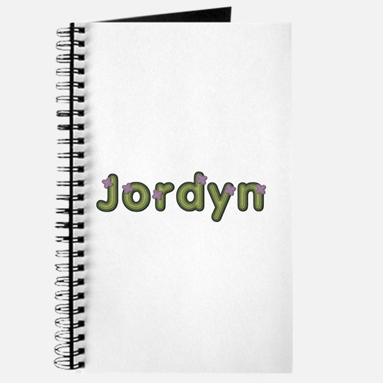 Jordyn Spring Green Journal