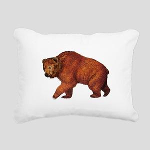 TRUE TO ROAM Rectangular Canvas Pillow