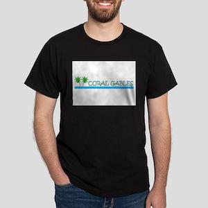 Coral Gables, Florida Dark T-Shirt