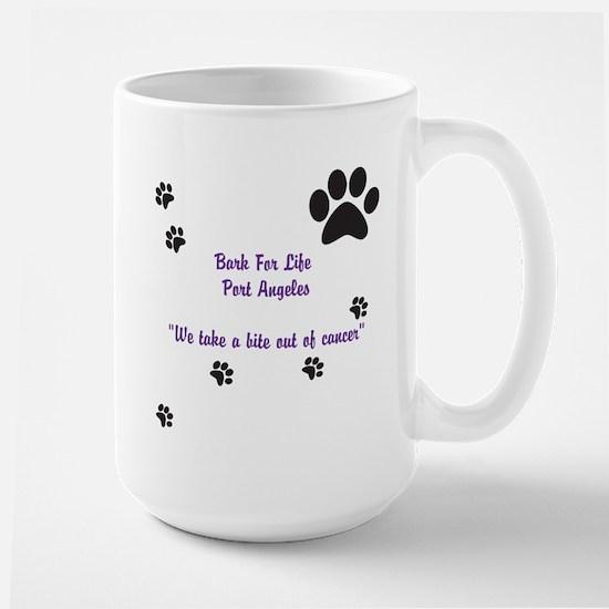 Bark For Life Mug