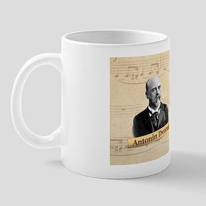 Antonin Dvorak Historical Mug