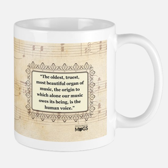 Richard Wagner Historical Mug