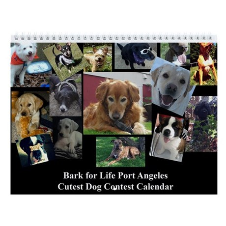 2014 Bark for Life PA Calendar