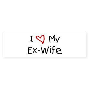 love ex wife