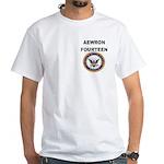 AEWRON FOURTEEN White T-Shirt