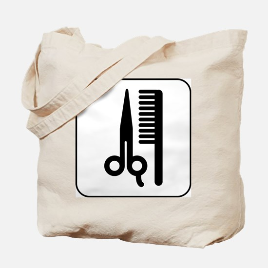 Hair Salon Tote Bag