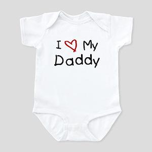 b1c0eddf2 I Love My Daddy Baby Clothes   Accessories - CafePress