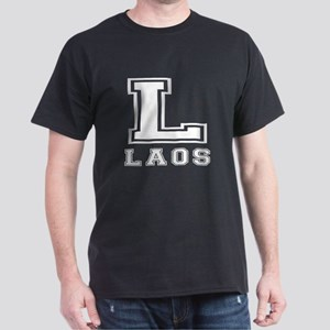 Laos Designs Dark T-Shirt