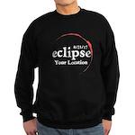 Personalize Eclipse 2017 Sweatshirt