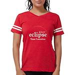 Personalize Eclipse 2017 Womens Football Shirt