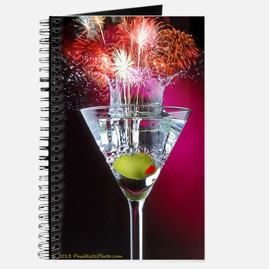 First Martini Journal