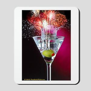 First Martini Mousepad