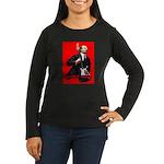 Soviet rock Women's Long Sleeve Dark T-Shirt
