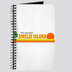 Visit Beautiful Amelie Island Journal