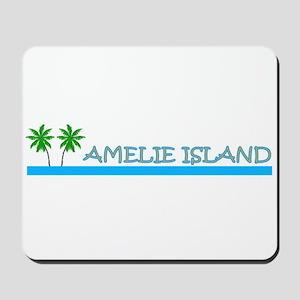 Amelie Island, Florida Mousepad