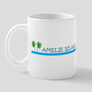 Amelie Island, Florida Mug