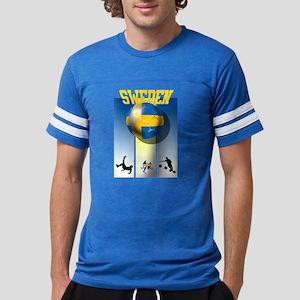 Swedish Football Mens Football Shirt