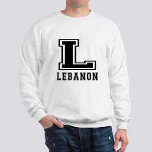 Lebanon Designs Sweatshirt