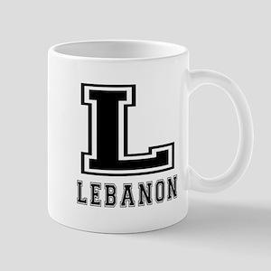 Lebanon Designs Mug
